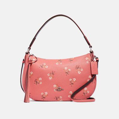 Bolsa-cruzada-Sutton-de-cuero-estampado-Floral-Print