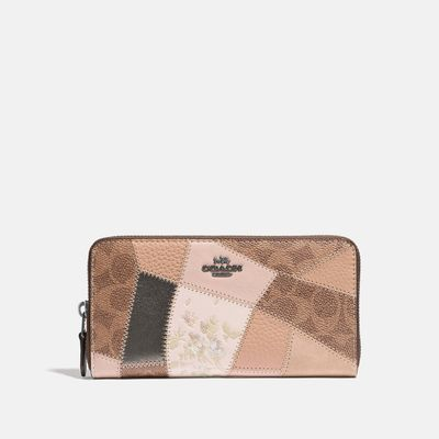 Cartera-grande-de-Coated-Canvas-Patchwork