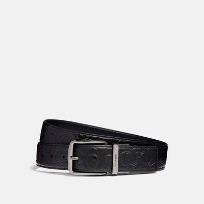 Cinturon-con-Hebilla-38mm-y-Signature-de-Cuero