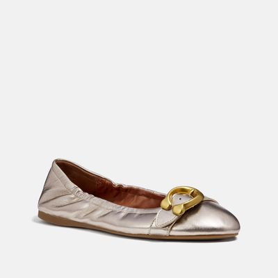Flats-Staton-Ballet-Cuero-metalico