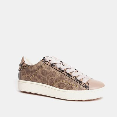 Tenis-Sneakers-C101-de-Coated-Canvas