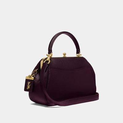 Bolsa-Satchel-Frame-Bag-de-cuero-Glovetanned