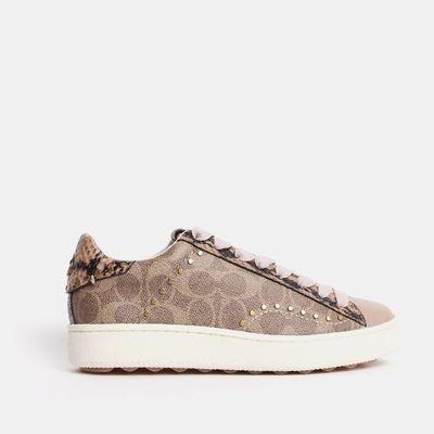 Tenis-Sneakers-C101-de-Coated-Canvas