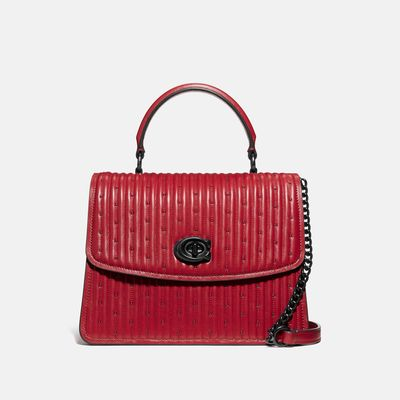 Bolsa-Satchel-Parker-Top-Handle-en-piel-acolchada---Coach