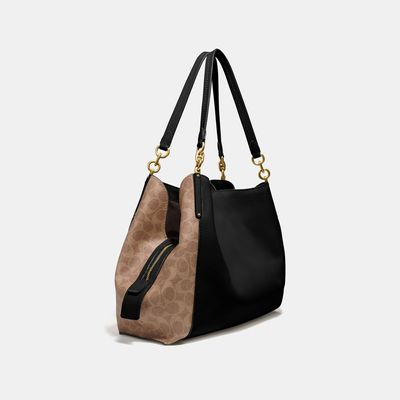 Bolsa-de-Hombro-Dalton-31-en-Coated-Canvas-Colorblocking---Coach