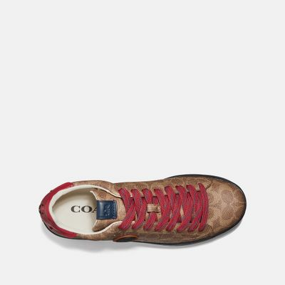 Tenis-Sneakers-C101-con-Coach-patch-Coach