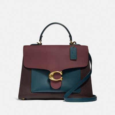 Bolsa-Satchel-Tabby-Top-Handle-Colorblock-Coach