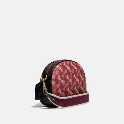 Bolsa-cruzada-Camera-Bag-Horse-and-Carriage-de-cuero-mixto-Coach