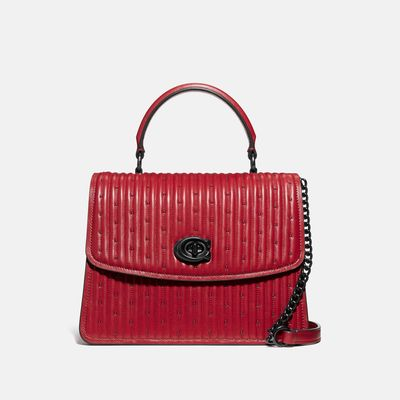 Bolsa-Satchel-Parker-Top-Handle-en-piel-acolchada-Coach