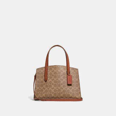 Bolsa-de-Mano-Charlie-28-de-Coated-Canvas-Coach