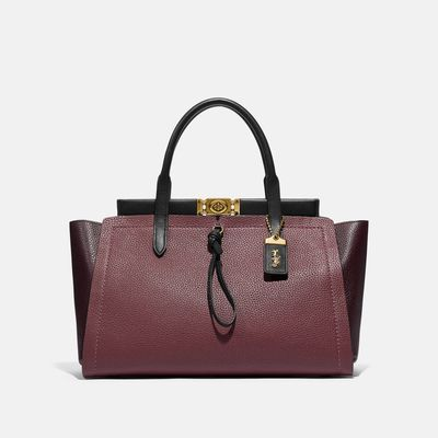 Bolsa-de-mano-Troupe-Carryall-35-1941-Colorblock-Coach
