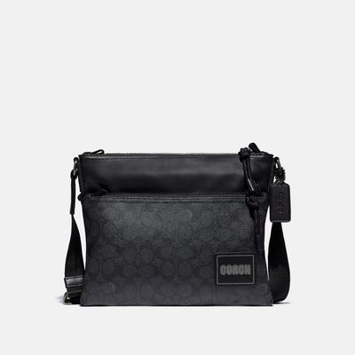 Bolsa-Cruzada-Flat-Signature-Sporty-Family-Coach
