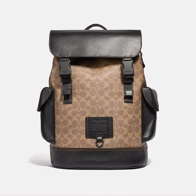 Mochila-Rivington-Signature-Coach