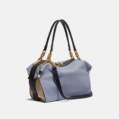 Bolsa-Satchel-Darla-Colorblock-Coach