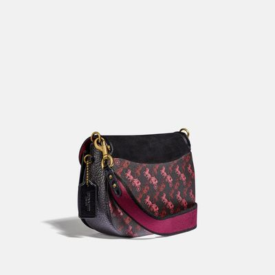 Bolsa-cruzada-Camera-Bag-Horse-and-Carriage-de-CC-Coach