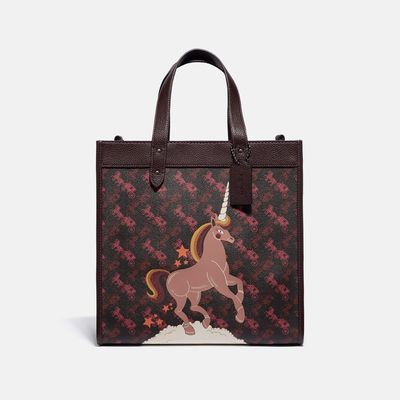 Bolsa-Tote-Horse-and-Carriage-en-Coated-Canvas-y-estampado-Coach
