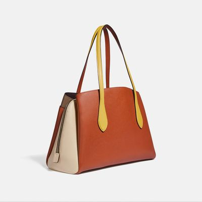 Bolsa-Carryall-Lora-Colorblock-Coach