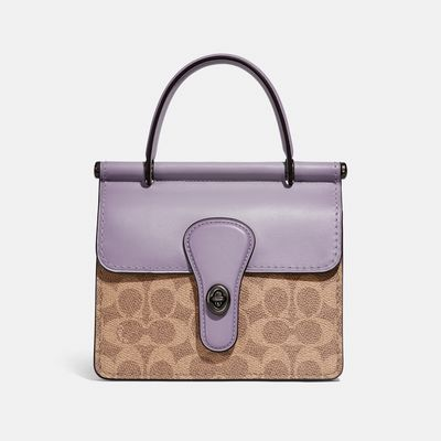 Bolsa-de-Mano-Willis-18-en-Coated-Canvas-The-Coach-Originals-Coach