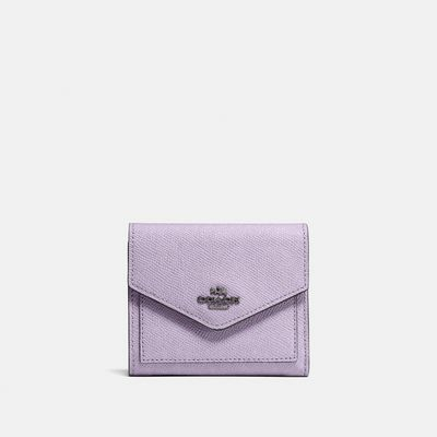 Cartera-pequeña-Small-Wallet-en-Crossgrain-Coach