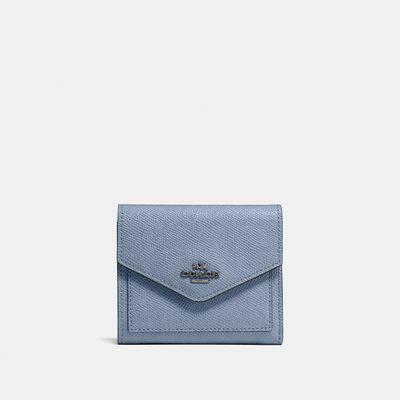 Cartera-pequeña-Small-Wallet-en-Crossgrain-Coach