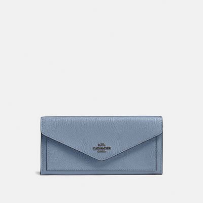 Cartera-grande-Soft-Wallet-en-Crossgrain-Coach
