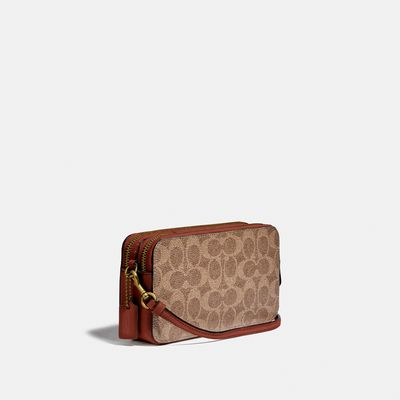 Bolsa-Cruzada-Kira-Signature-Coated-Canvas-Coach