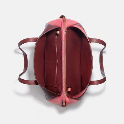 Bolsa-de-Mano-Lora-Colorblock-Coach