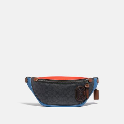 Cangurera-Colorblock-Signature-Coach