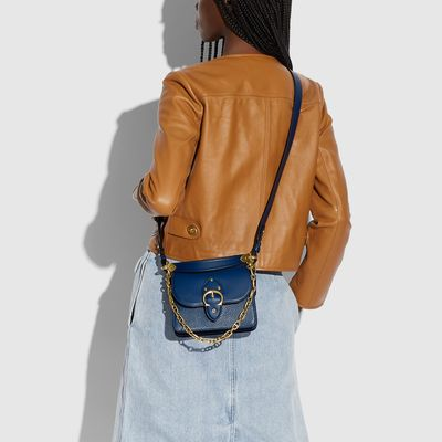 Bolsa-de-Hombro-Beat-18-Mixed-Leather-Coach