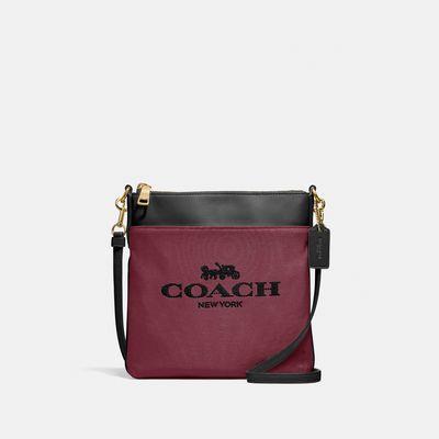 Bolsa-Cruzada-Kitt-Jacquard-Coach