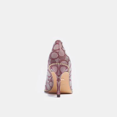 Zapato-de-tacon-Waverly-Jacquard-Coach