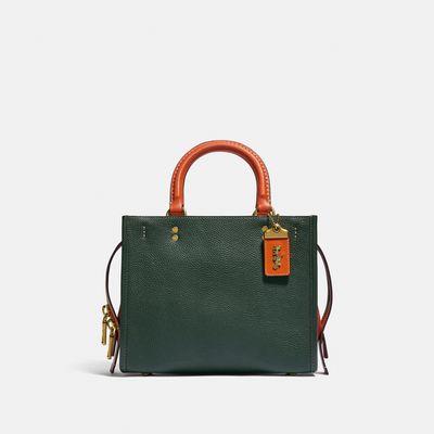 Bolsa-Cruzada-Rogue-25-Suede-Leather-Coach